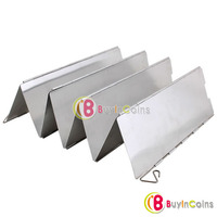 8 Plates Fold Outdoor Camping Stove Wind Shield Screen 1