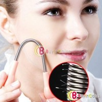 Stainless Steel Pretty Facial Care Hair Skin Rolling Trimmer Remover Roller