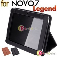 Fold PU Leather Protect Case Cover Stand Holder fr Ainol Novo 7 Legend Tablet PC