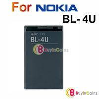 BL-4U OEM Battery for Nokia 8800ARTE 8900 8800E 8800Carbon E66 6600S