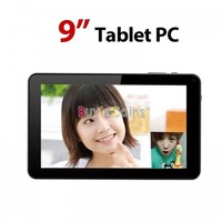 """9"""" Android 4.2 Allwinner A20 Dual Core 1GHz DDR3 Wifi HDMI Camera 8GB Tablet PC"""