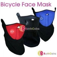 New Bike Bicycle Neck Warm Face Mask Veil Guard Sport