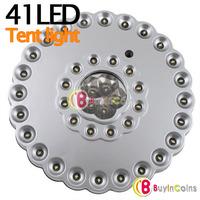 41 LED Camping Lamp Bright Tent Light Lantern Portable 1