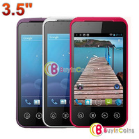 "3.5"" GT G2 Android 4.0 MT6515M 1GHz WIFI GPRS 3G Mobile Smart Phone Dual Camera"