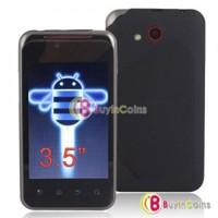 3.5 inch Capacitive screen MTK6515 Android 2.3 512MB WIFI Smart Mobile Phone