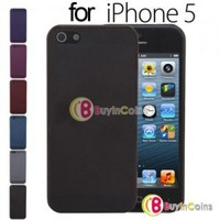 New Stylish Gel Hard Back Cover Case Skin for Apple iPhone 5 5th Gen Five #15