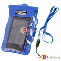 Waterproof Pouch Bag Armband Case Cover for iPhone MP3