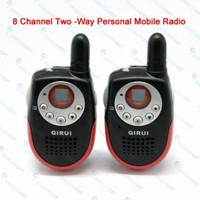Mini 8 Channels Two Way Mobile Radio Walkie Talkie 1