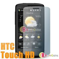 LCD Screen Protector Guard Film for HTC Touch HD T8282