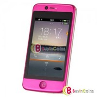 "3.5"" TOOKY Candy T1982 Android 2.3 MTK6575 1GHz Smartphone 4G 512MB Mobile Phone"