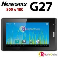 "7"" Newsmy NewPad G27 Android 4.0 A13 1GHz Tablet PC 8GB WIFI GPS Camera 1"