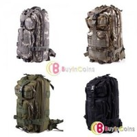 Outdoor Trekking Camping Hiking Bag Military Tactical Rucksack Backpack 01 1