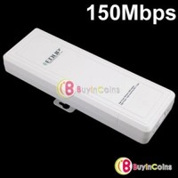 150Mbps Long Range Outdoor USB Wireless LAN Adapter Wifi 16 dBi Antenna w Cable