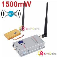 1.2GHz 12CH 1500mW Wireless Camera Transmitter Receiver 1