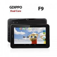 """9"""" GD IPPO F9 Android 4.1 MTK8377 Dual Core 1.2GHz 3G Tablet PC Phone 8GB WIFI"""