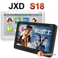 "4.3"" JXD S18 Android 4.0 Amlogic ARM A9 1GHz Tablet PC WIFI 1080P 4GB Mini Pad"