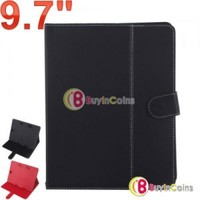 Universal 9.7 Inch PU Leather Smart Case Cover Stand Colorful for Tablet PC Mid