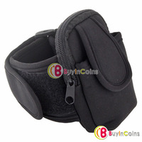 Arm Band Sport Bag Case Pouch for Cell Phone MP3 Key 2