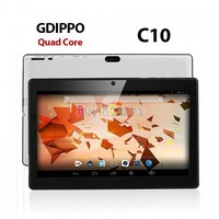 """10.1"""" GD IPPO C10 Quad Core Allwinner A31S 1.5GHz Android 4.2 IPS Wifi Tablet PC"""