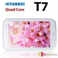 "7"" HYUNDAI T7 Quad Core 1.6GHz Android 4.0 Tablet PC 8GB WIFI GPS Camera IPS 1"