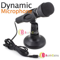 Dynamic Microphone Mic for PC Desktop Karaoke Skype