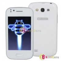 "3.5"" LCD Capacitive Screen Android 2.3 WIFI Mobile Smart Phone"
