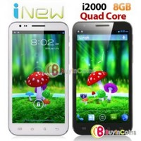 "5.7"" iNew i2000 Quad Core 1.2GHz Smartphone Android 4.1 4GB WIFI 3G Mobile Phone"