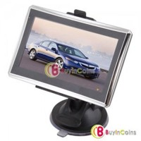 4.3 inch LCD Touch Screen Car GPS Navigation 4GB 128MB RAM New #4