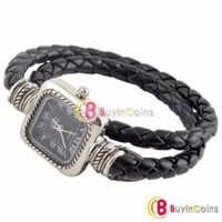 Fashion Roma Bracelet Style Lady Quartz Wrist Watch New
