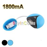 New 1800mAh Power Ball External Rechargeable Battery for iPhone 4 4G 4S iPad 2 3 1