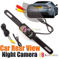 3.6mm Wide Angle Car Rear View Reversing Backup Camera