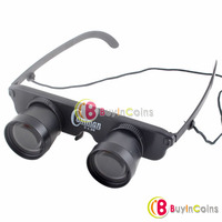 Eyeglass Design 3X Adjustable Binoculars Telescope #4