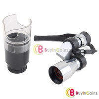 8X20 Adjustable Monocular Telescope w/ Microscope #2