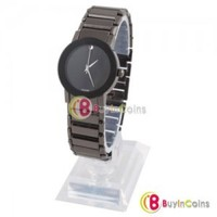 Stylish Stainless Automatic Mechanical Analogue Mens Steel Wrist Watch Best Gift 2