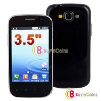 """3.5"""" Capacitive Screen MTK 6515 Android 4.0 Smartphone 256MB WIFI Mobile Phone"""