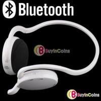 Universal Handsfree Earhook Wireless Bluetooth Stereo Headset Headphone BH-01