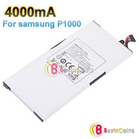 Original 4000mAh 3.7V Replacement Battery for Samsung Galaxy Tab P1000 1