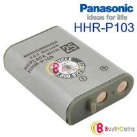 3.6V Cordless Battery for Panasonic HHR-P103 HHRP103