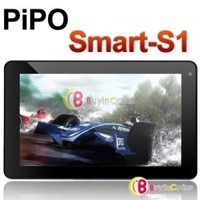 "7"" PiPO Smart-S1 Android 4.1 RK3066 A9 1.6GHz Tablet PC 8GB 1G RAM WIFI 1080P"
