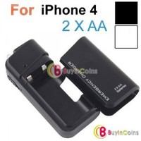 Emergency USB Battery Charger 2AA with Flashlight for iPhone 4G 3G 3GS 4S iPod