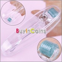 0.5mm Microneedle Roller Skin Face Acne Wrinkle Derma Dermatology Therapy System