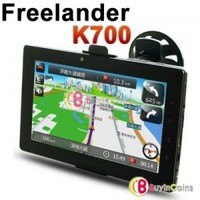"7"" Freelander K700 Android 4.0 Cortex A5 1.2GHz Tablet PC 8GB GPS Navigation 1"