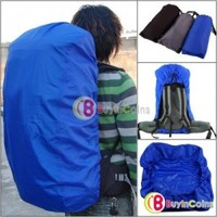 35-55L Backpack Rucksack Bag Rain Cover Water Resist Proof Camping Hiking M 1