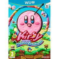 Kirby and the rainbow paintbrush / Wii U