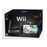 Nintendo Wii Console ,Wii Sports & Mario Kart, BLACK