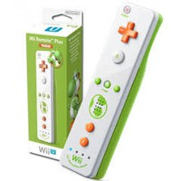 Nintendo Remote Plus **YOSHI WHITE/GREEN ** Wii/Wii U