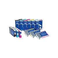 Cartridge Epson T802 Cyan, R265/360, RX560/640