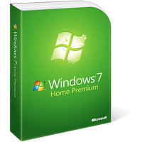 Software OS Windows 7 Home Basic SP1 32/64-bit OEM