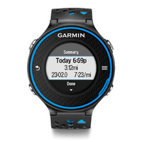 GPS Garmin Forerunner 620 HRM-Run Black/Blue