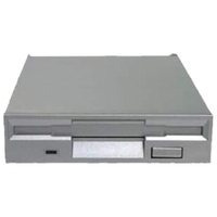 """Floppy Disk Drive 3.5"""" 1.44MB Silver"""